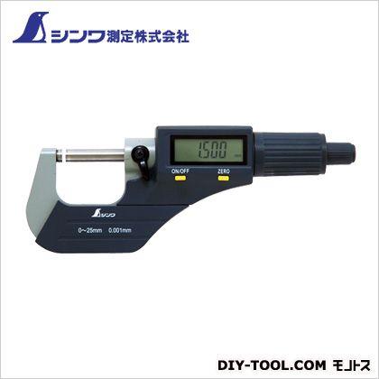 デジタルマイクロメーター  28×156×61mm 79523