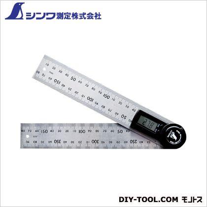 デジタルプロトラクター(20cmホールド機能付)  217×35×20mm 62495  個