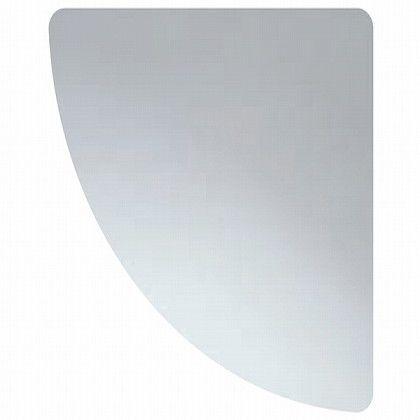 ガラス棚板R形 透明 200mm TG-122