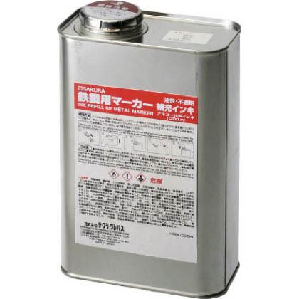 鉄鋼用マーカー補充インキ桃   HPKK1000ML-20P