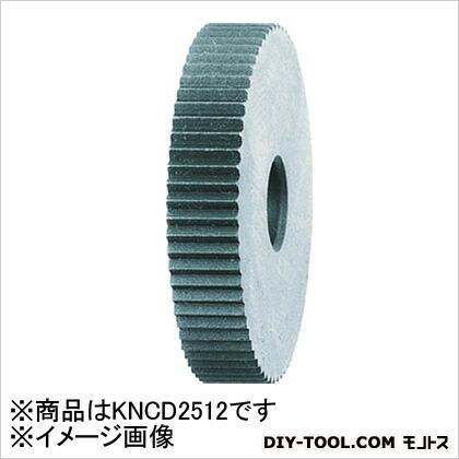 スーパー切削ローレット駒(アヤ目用)外径25.4  外径25.4 KNCD2512