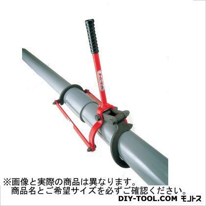 スーパースーパーパイラー(塩ビ管連結工具)適合パイプ呼び寸法100   A4