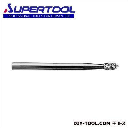 スーパー超硬バー(ロングシャンク:100mm)  軸径3mm SB6A01100