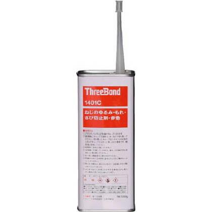 ネジロックTB1401C200g赤色   TB1401C-200