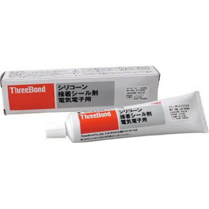 電気電子用シリコーン系樹脂 乳白色 100g (TB1220G) 1本