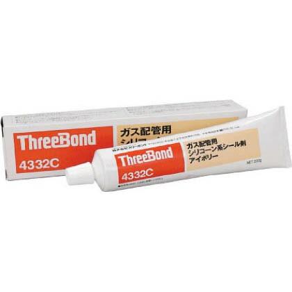 ガス配管用シリコーン系シール剤TB4332C   TB4332C