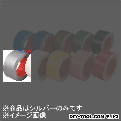 カラー布粘着テープ 銀 50mm×25m (No.3390)