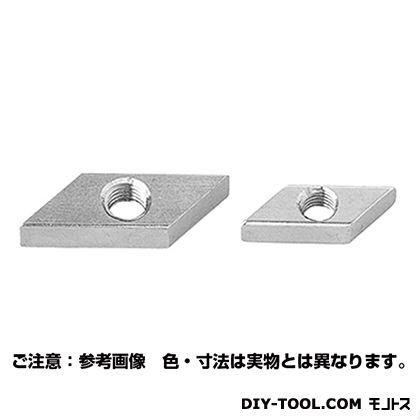 菱形ナット(A)  M5X6.3X19 N0000J1001 500 本入