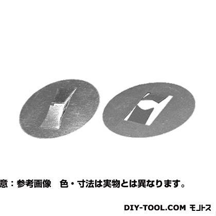 H型スピードワッシャ(ねじ用) 102M4X30 (W200100100) 1000本入