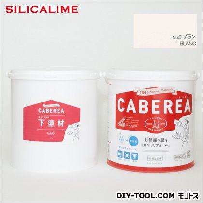 カベリア(100%自然素材の漆喰材) DIYスターターキット ブラン (CA-KIT-0)