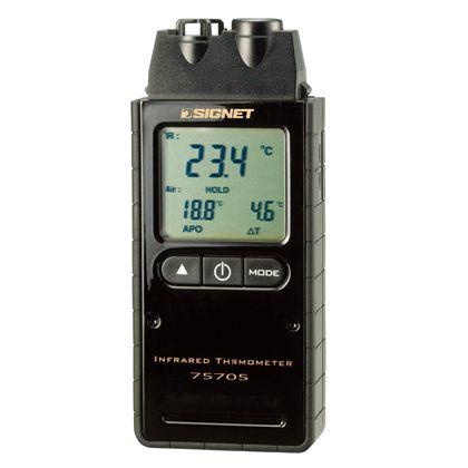 赤外線放射温度計   75705