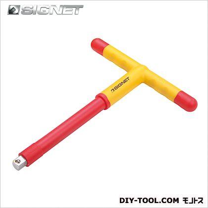 絶縁T型四角棒レンチ (E41212)
