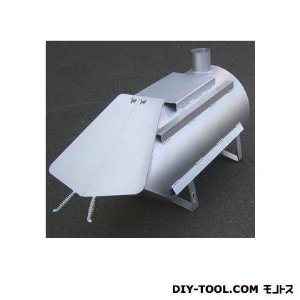 D51L型薪ストーブ シルバー D475mm×1200 D-51L  台