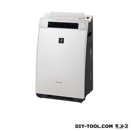 加湿空気清浄機 ホワイト 幅×奥行×高さ:392×265×635mm KI-EX55-W