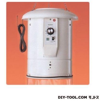 園芸用電気温風機 白 直径270mm×高さ330mm SF-2005A-S 1 ヶ
