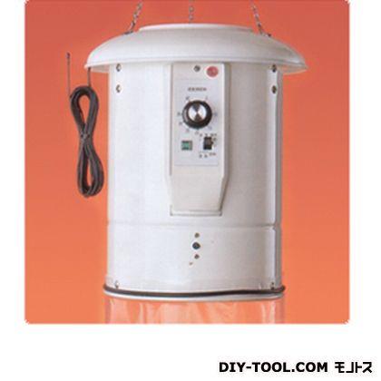 園芸用電気温風機 白 直径270mm×高さ330mm SF-2005A-T 1 ヶ