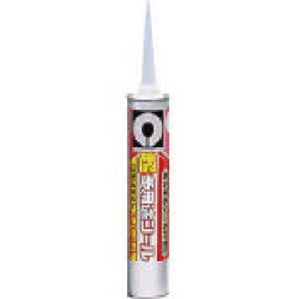 スーパーシール 超多用途シール ホワイト 333ml SU-001