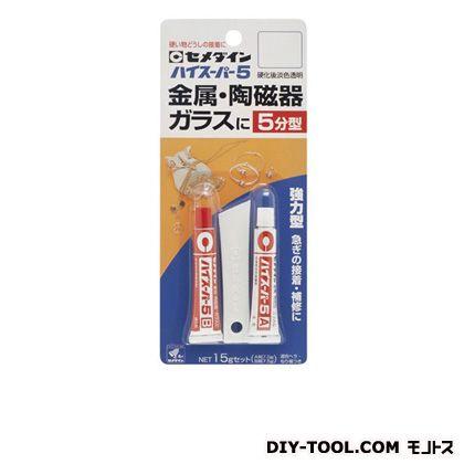 ハイスーパー5(A剤+B剤)  P15gセット CA-188