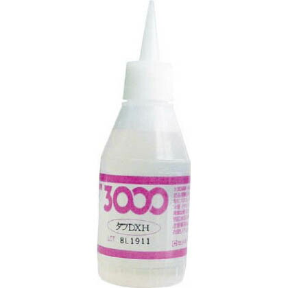瞬間接着剤3000DXH(耐熱・耐衝撃タイプ)  50g AC051 1 本