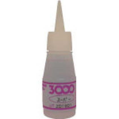 瞬間接着剤 3000スーパー  20g CA018(CA-018 1 本