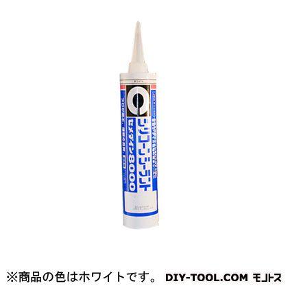 シリコーンシーラント 8000 ホワイト 330ml (SR-210)