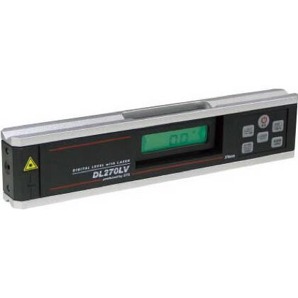 レーザー付デジタル傾斜計   DL270LV