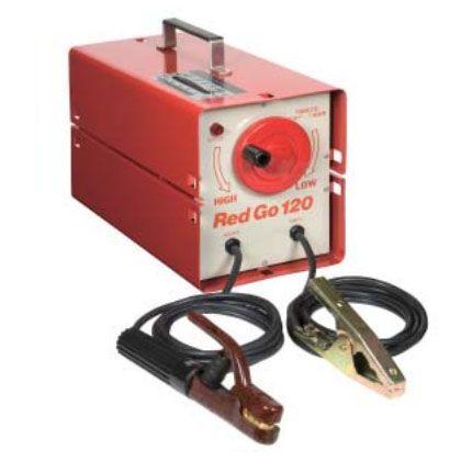 【遮光面付】交流アーク溶接機/低電圧溶接棒専用 レッドゴー120 50Hz    SSY-121R