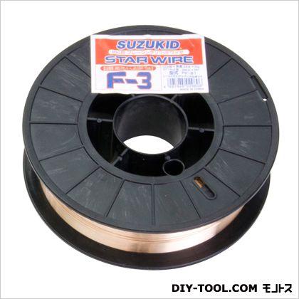 ソリッドブレージングワイヤ0.8φ*5kg 199mm×199mm×54mm (PF-81) 1個