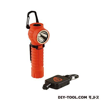 ポリタック90 LED 自動巻上コード付 オレンジ (88832)