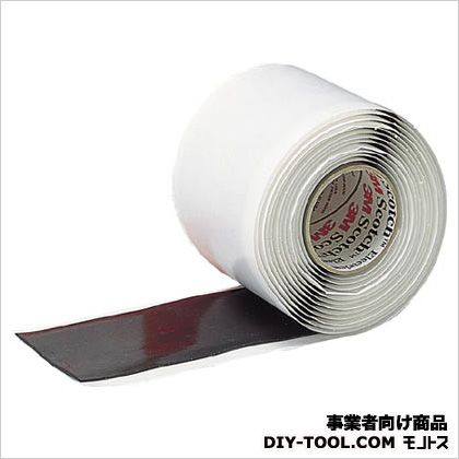 3M(スリーエム) ラバーマスチックテープ(耐候・高粘着・絶縁)   222850 1 巻