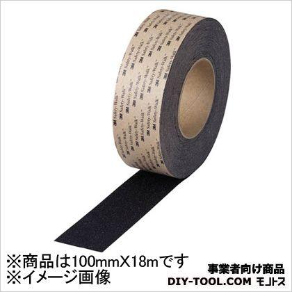 セーフティ・ウォークタイプA 黒 100mm×18m (ABLA100) 1本