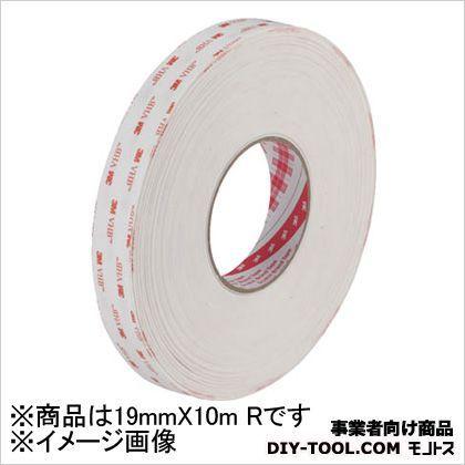 VHB構造用接合テープ Y4930 R  19×10 Y4930 1 巻
