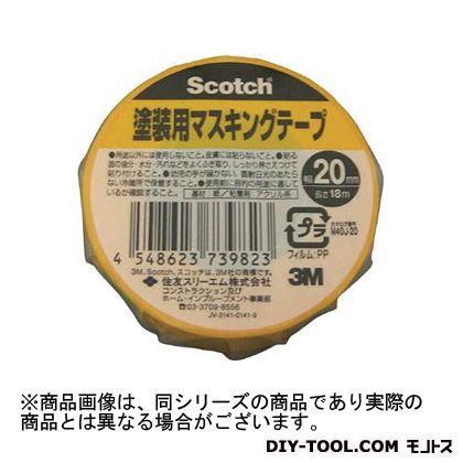 塗装用マスキングテープ  24mm×18m M40J-24