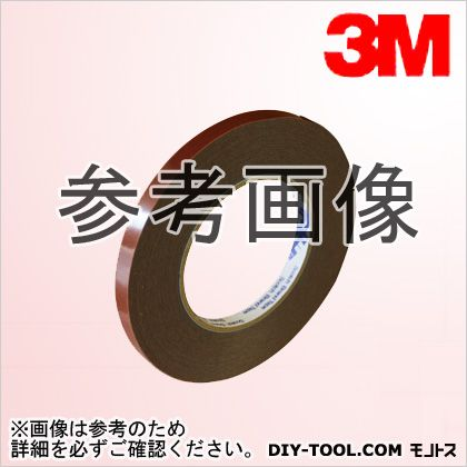 3M(スリーエム) 両面粘着テープ7108 (116997)  厚み0.8mm×幅12mm×長さ10m 7108 12 AAD