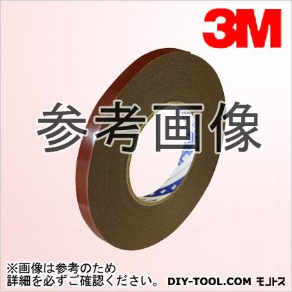 3M(スリーエム) 両面粘着テープ7112 (117005)  厚み1.2mm×幅15mm×長さ10m 7112 15 AAD