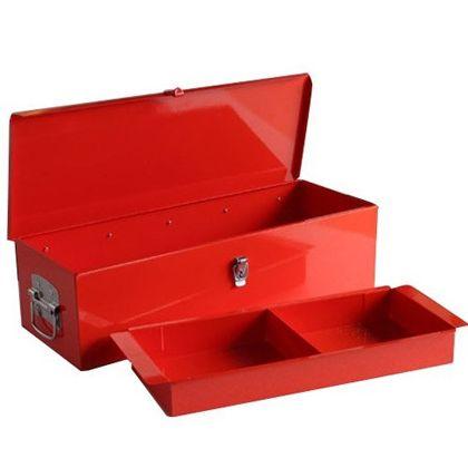 ツールボックス レッド (約)幅53×奥行21.5×高さ14cm CPR421RD
