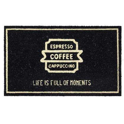 スパイス 玄関マット コイヤーマット COFFEE COIRMAT  約縦45×横75(cm) ATGG2560