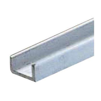 アルミ5mm単線下レール バフS 1820mm 01530