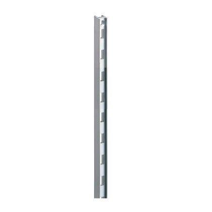 アルミL型ハシゴ棚受 B2アルマイト 1820mm 14800
