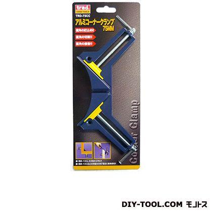 アルミコーナークランプ  H95×W210×D24mm TRD-75CC