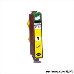 キャノンプリンタ対応インクカートリッジMIKインクイエロー(BCI-3eY互換)   CA364