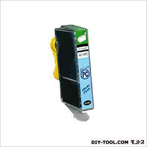 キャノンプリンタ対応インクカートリッジMIKインクフォトシアン(BCI-6PC互換)   CA369