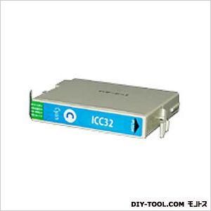エプソンプリンタ対応インクカートリッジMIKインクシアン(ICC32互換)   EP329