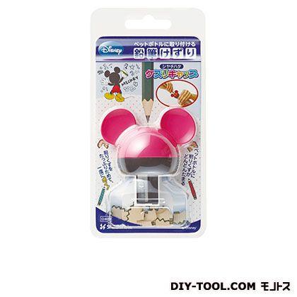 シャチハタ ケズリキャップ ディズニーキャラクターシリーズ ピンク  ZKC-DM3/H