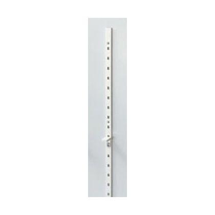 ステンレス鋼製棚柱SPE型 ホワイト  SPE-1820WT