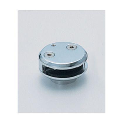 スガツネ(LAMP) ユニットシェルフ Bタイプ バックパネルクランプ エンド用   4860ZN5