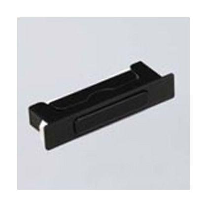 クリーンマグネットキャッチ MC-JMF54型 ワンタッチ取付 ブラック (MC-JMF54BL)