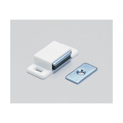 マグネットキャッチ MC0097型 ホワイト (MC0097W)