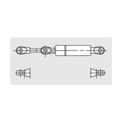 樹脂製アイレット仕様  LIFT-O-MAT   LOM-2161LA