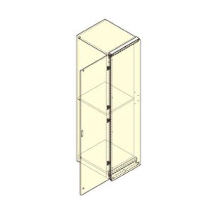 垂直収納扉金物 エクリプス 部品セット 扉幅500~700、扉高さ2200~2500 右用   BS-EC-55AMD2500SU